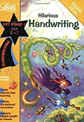 Hilarious Handwriting Age 6-7 (Letts Magical Skills): Ages 6-7 by Louis Fidge (2002-07-01)