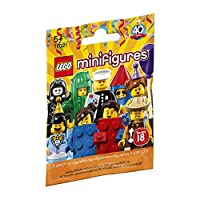 LEGO 71021 Minifigures Series 18 Party Variety of Styles (Style Picked at Random)
