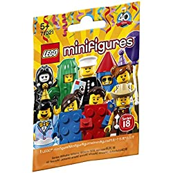 Lego 71021 Minifigures Series 18 party