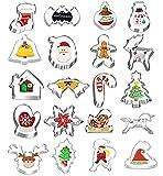 a ray of sunshine Ausstechformen Set,Keksausstecher Weihnachten,Plätzchen Ausstecher,Kekse Backen Zubehör,Ausstecher Weihnachten Groß,Keksausstecher Plätzchen Ausstechformen,Weihnachten Kekse