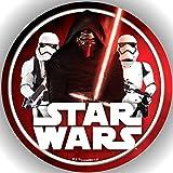 Fondant Tortenaufleger Tortenbild Geburtstag Star Wars T3