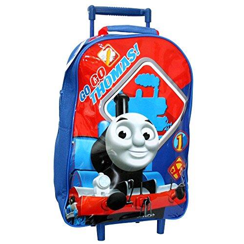 Chariot Enfants | Thomas Ses Amis | Go Thomas | Sac de Voyage | Poche