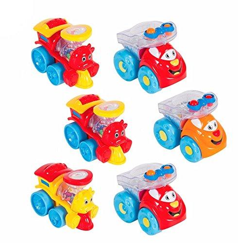 Coches de juguete para bebés de 1 año para niños y niñas (HL-706)