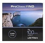 LEE Filters 100mm ProGlass IRND ND-Filter für 100mm-Filterhalter - 1000x / ND 3,0 / +10 Blenden