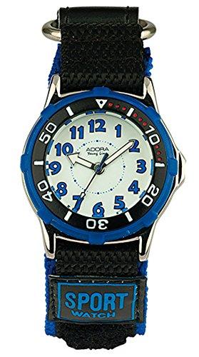 adora-young-line-armbanduhr-analoguhr-sportuhr-fr-kinder-aus-edelstahl-mit-textilklettband-29406-var