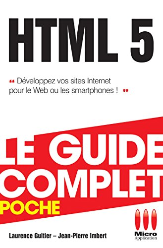 COMPLET POCHE HTML 5