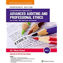 Comprehensive Approach to Advanced Auditing and Professional Ethics