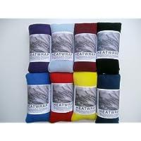 Mikrowellen-Fleece- und Weizentasche, parfümfrei, Auswahl an verschiedenen Farben preisvergleich bei billige-tabletten.eu