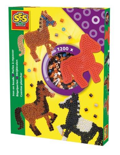 Imagen principal de Ses Creative - Set de cuentas para planchar de caballos, (00758)