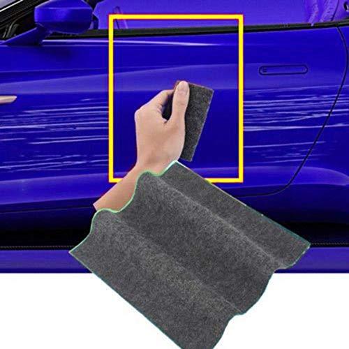 myonly Mehrzweck-Auto-Kratzer-Entferner-Reinigungstuch für Autokratzer-Reparatur, Reinigungstuch, Politur für leichte Lacke, Kratzer, Abnutzung