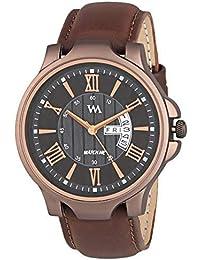 Watch Me Analogue Black Dial Men's & Boy's Watch - Wmal-031-Bvtn1