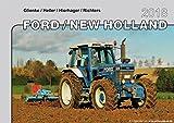 Ford/New Holland Traktoren im Einsatz, Kalender 2018