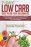 LOW CARB DIET FOR BEGINNERS: 7-Day Low Carb Diet Plan For Beginners: The Amazing Benefits of a Low Carb Diet: Fast Weight Loss + 20 Delicious Low Carb Recipes: Eat Healthy & Improve Your Life Style!