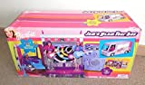 Barbie Jam 'n Glam CONCERT TOUR BUS Playset (2001) by Barbie