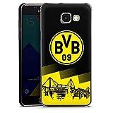 DeinDesign Samsung Galaxy A5 Duos 2016 Hülle Case Handyhülle BVB Logo Borussia Dortmund