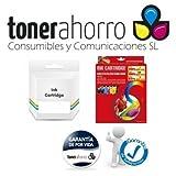 TonerAhorro® 652XL Cartouche d'encre reconditionnée pour Imprimantes HP, 20 ml Entreprise espagnole