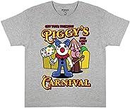 Piggy Carnaval Camiseta de los Muchachos   mercancía Oficial   Edades 4-15, Regalos Gamer, Roblox, Niños Tapa