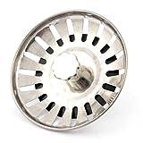 Küche Waschbecken Abfluss Siebeinsatz Stopper Siebkörbchen