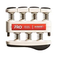Idea Regalo - Pro Hands - Pro medium, Stringimano, 230x140, colore: Rosso