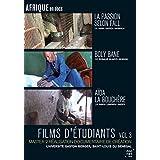 Films d'étudiants Saint-Louis du Sénégal vol.3