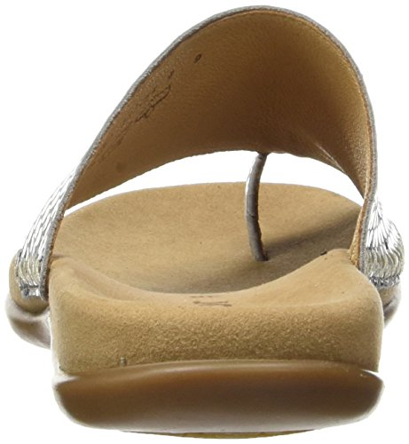 Gabor Shoes Fashion, Ciabatte Donna Marrone (torba 43)