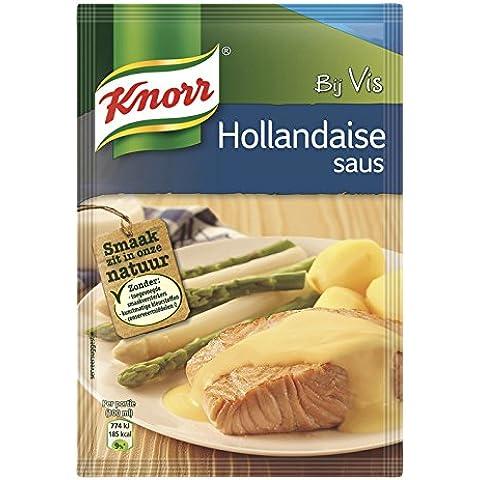 Knorr salsa holandesa - delicioso con pescado - 40 gramos [PAQUETE DE 1]