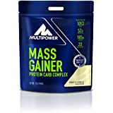 MULTIPOWER MP-12365 New Mass Gainer Protéines Saveur Vanille