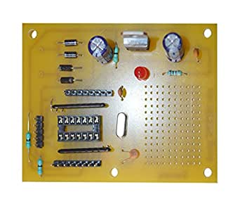 Santek do it yourself electronic projects pic board with 14 pin do it yourself electronic projects pic board with 14 pin microcontroller solutioingenieria Images