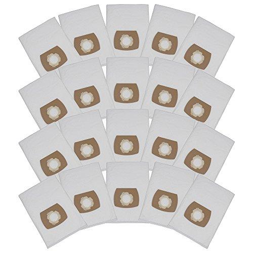 20 Premium Staubsaugerbeutel aus Vlies geeignet für Kärcher Ersatz für 2.863-006.0