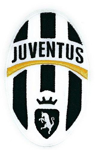 2d0032b6d3 toppa con Scudo Juventus FC, 9 cm usato Spedito ovunque in Italia