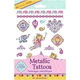 Spiegelburg 14393 Metallic Tattoos Prinzessin Lillifee Orient