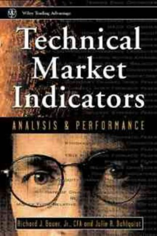 Technical Market Indicators: Analysis and Performance (Wiley Trading)