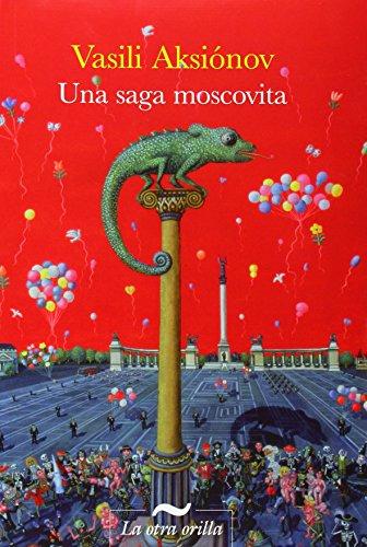 Una Saga Moscovita descarga pdf epub mobi fb2