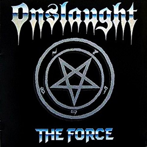 Onslaught: The Force (Re-Release) (Audio CD)