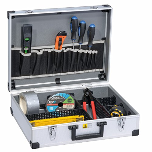 Allit Werkzeugkoffer, 1 Stück, silber, 425200