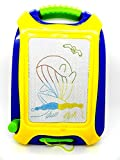 #9: RIANZ Little Painter Magic coloring Drawing Colorful Erasable board / Slate / Scribbler / Doodle for Kids