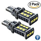 UltraVision 15 SMD 501 | W5W | T10 CANBUS Interior Bulbs , 12 V, 8 W, Pack of 2
