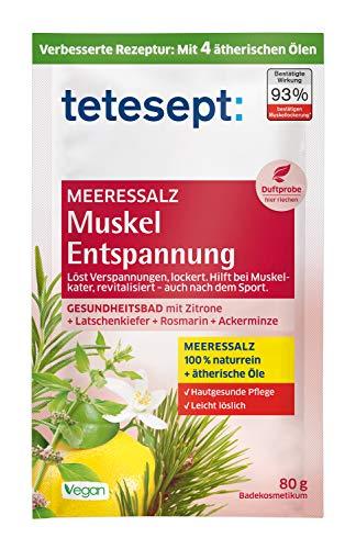 tetesept Meeressalz Badezusatz
