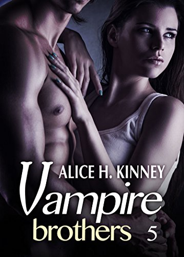 Portada del libro Vampire Brothers - Volumen 5