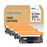 Mycartridge 4 Pack Kompatibel Samsung CLT-P404C Tonerpatronen für Samsung Xpress C480 C480FN C480FW C480W C430 C430W (Schwarz/Cyan/Magenta/Gelb)