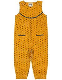 2b87c937f5 Amazon.co.uk  Yellow - Dungarees   Jumpsuits   Girls  Clothing