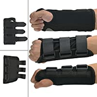 HOMPO Breathable Medical Wrist Support Brace Splint for Carpal Tunnel Arthritis Sprain