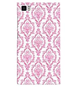 Xiaomi Mi 3 MULTICOLOR PRINTED BACK COVER FROM GADGET LOOKS