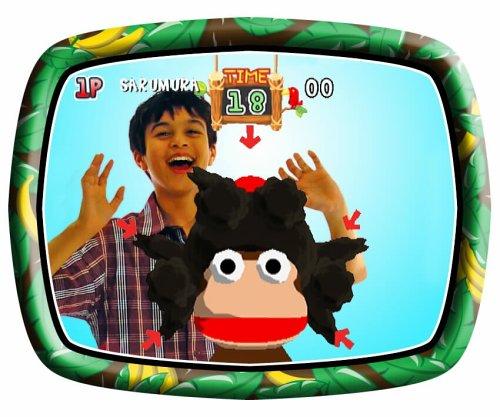 EyeToy: Monkey Mania inkl. Kamera