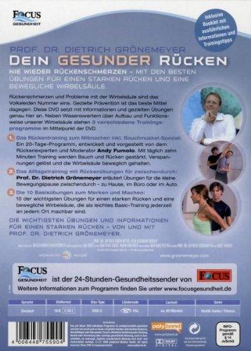 Prof. Dr. Grönemeyer - Dein Gesunder Rücken - 2