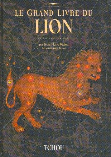 Le grand livre du Lion