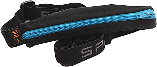 SPIbelt - Small Personal Item Belt - Great for Runners!turquoise,size adult