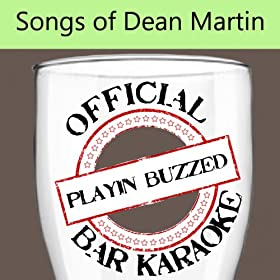 """Luna Mezzo Mare (Official Bar Karaoke Version in the Style of Dean Martin from """"mickey Blue Eyes"""")"""