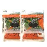 stihl espèce RARE Sound Couteau pour Polycut 7-3,27-3,47-3 (2 packg. Â 12 unites)...