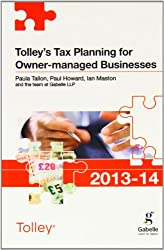 Tolley's Tax Planning for Owner-managed Businesses 2013-14